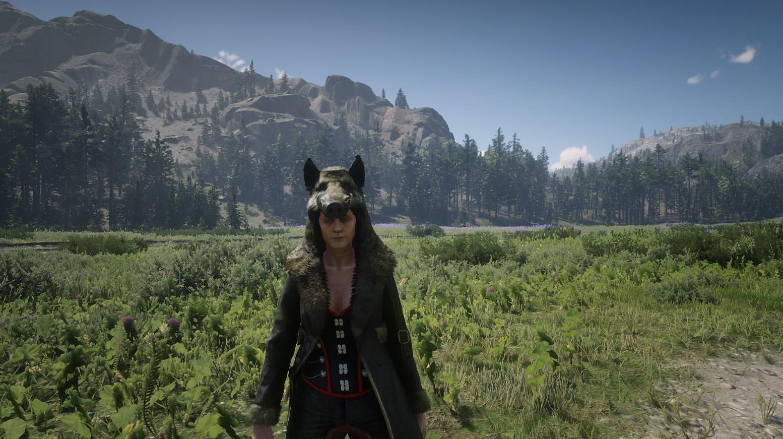 《荒野大镖客2》传说科基野猪及其服装外观一览