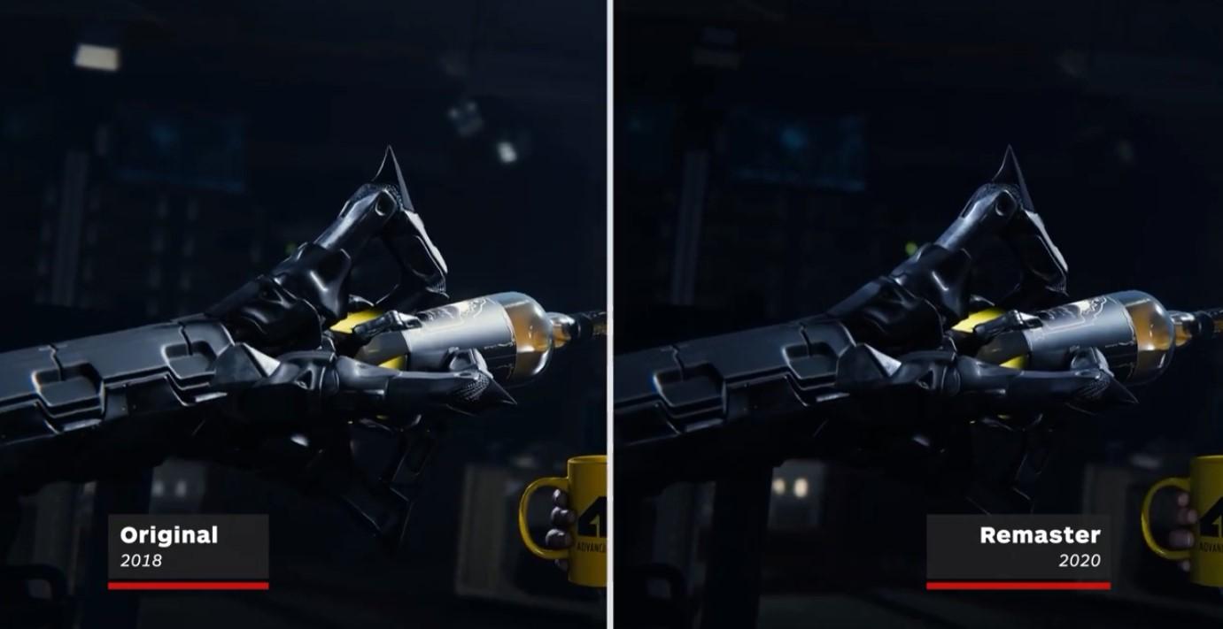 《漫威蜘蛛侠》PS4 vs PS5:光照提升 脸模更换 细节变化小