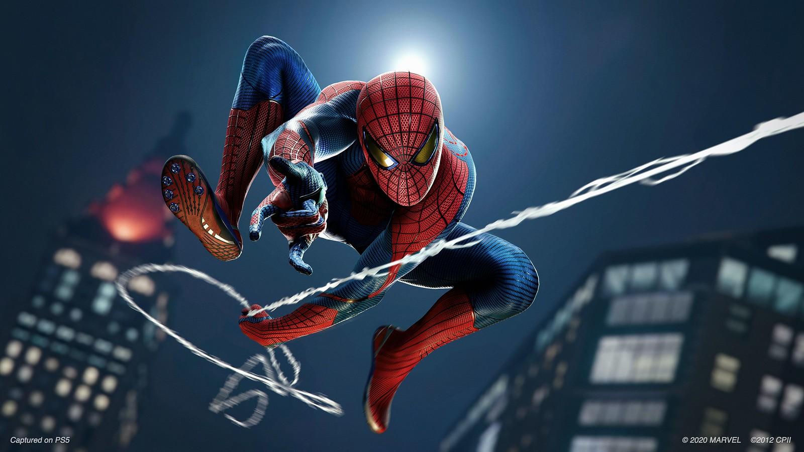 《漫威蜘蛛侠》PS5版官方详情:倾力打造的终极版本
