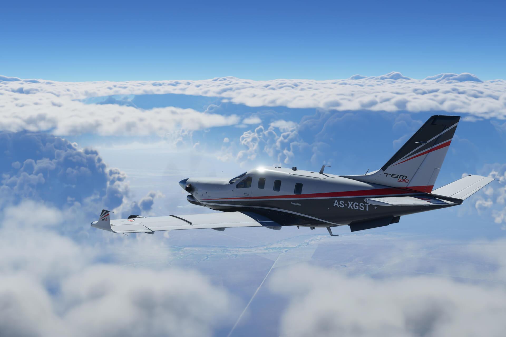 《微软飞行模拟》PC销量已超百万套