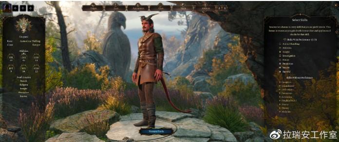 《博德之门3》抢先体验首发版种族职业大揭秘