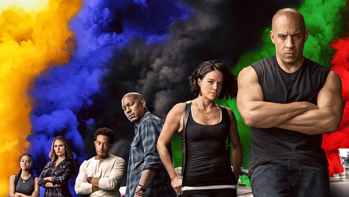 《速度与激情9》再次延期 改为2021年5月28日上映