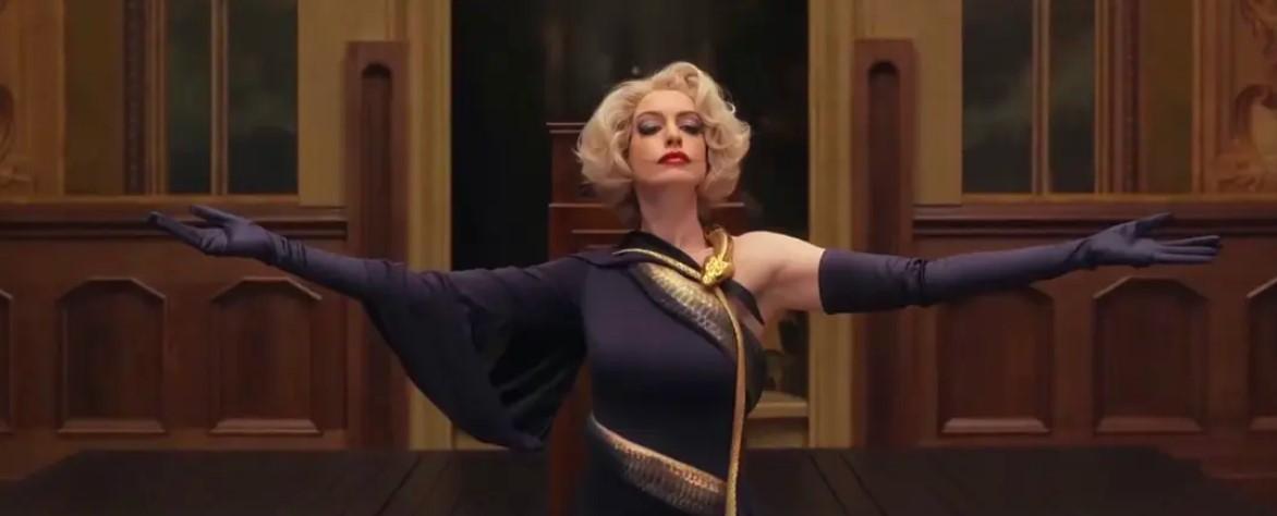 安妮·海瑟薇新片《女巫》首曝预告 10月22日上线HBO