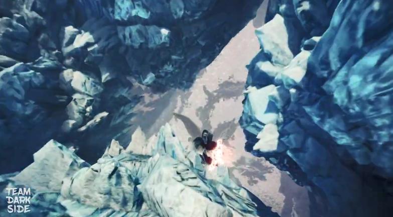 《怪猎世界:冰原》高能场面集锦:大佬各显神通!