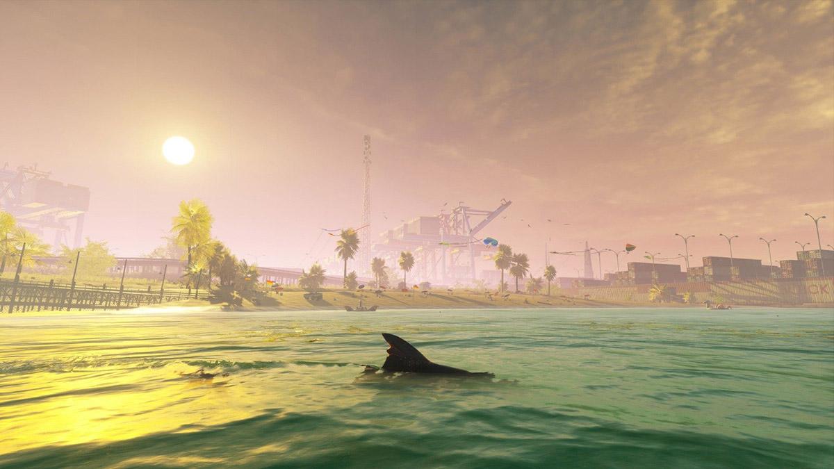 《食人鲨》繁体中文版将登陆PS5/PS4平台 今年节庆期间上市
