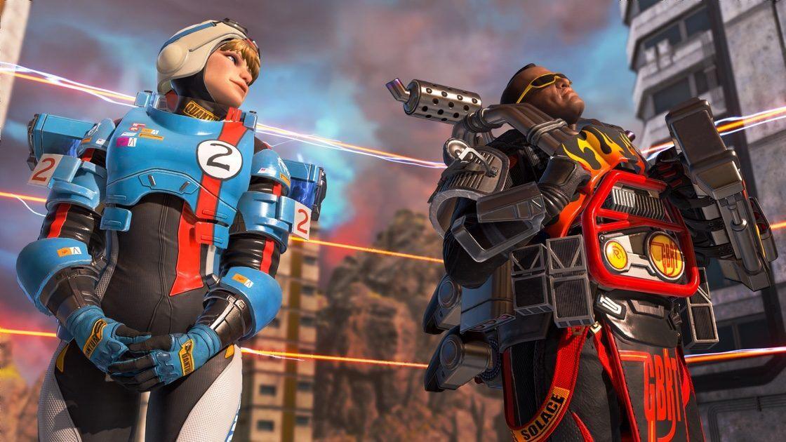 跨平台来了 《Apex英雄》全新限时模式闪燃点上线