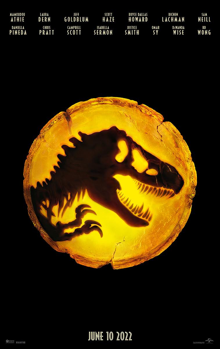 《侏罗纪世界3》电影延期 恐龙们恐怕要多睡一年了