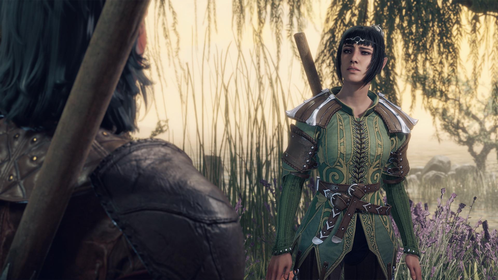 《博德之门3》EA版Steam特别好评 开场23分钟演示