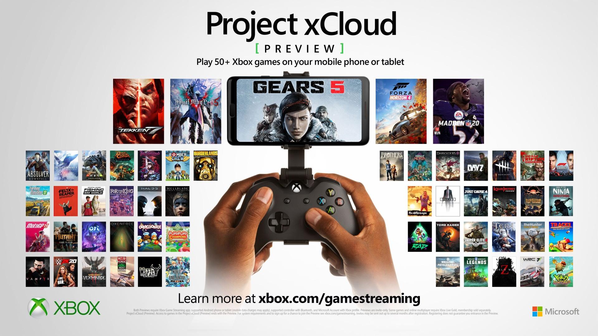 Xbox主管:有计划在PC/主机平台上推出串流服务