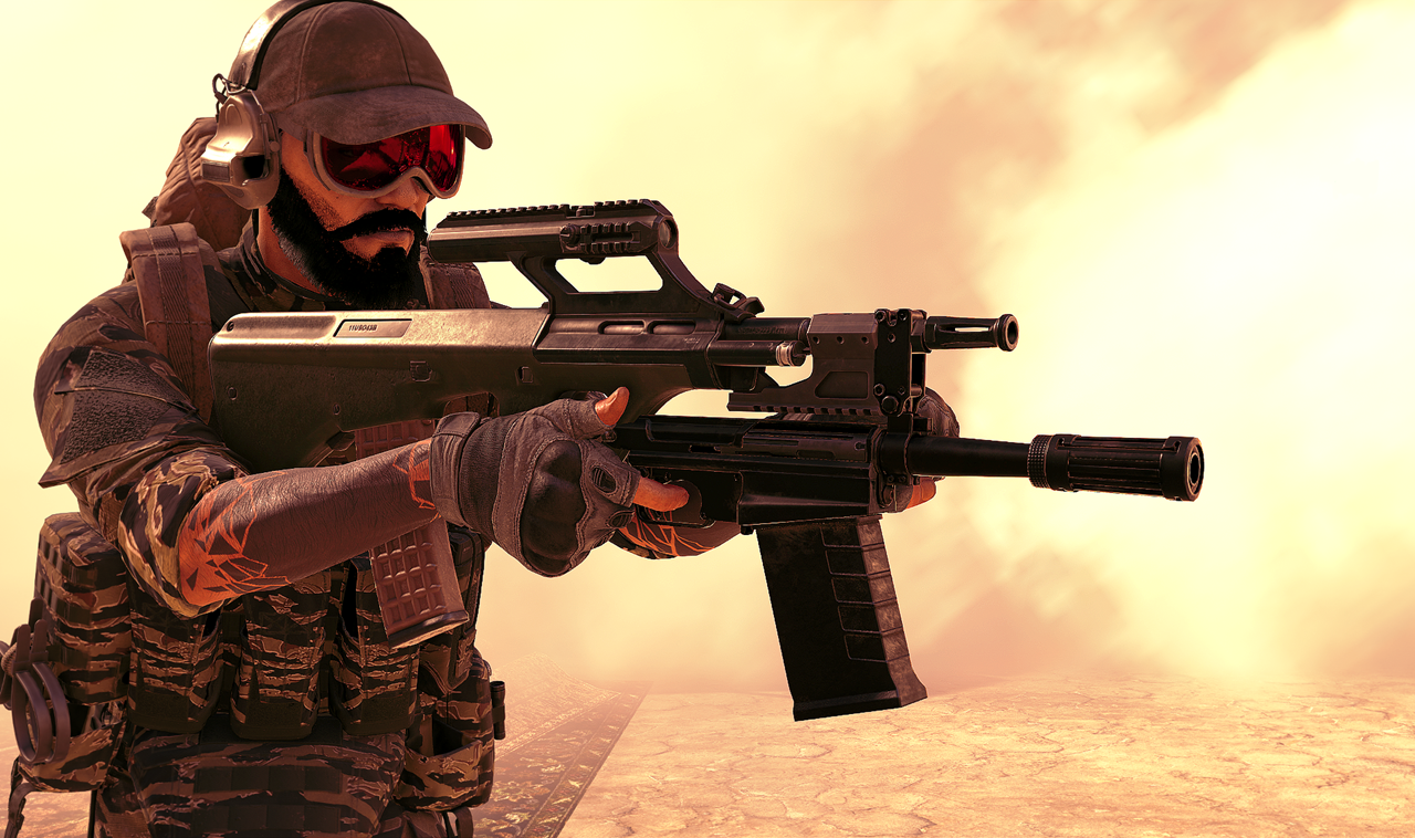 《叛乱:沙漠风暴》大型更新档上线 游戏限时半价促销