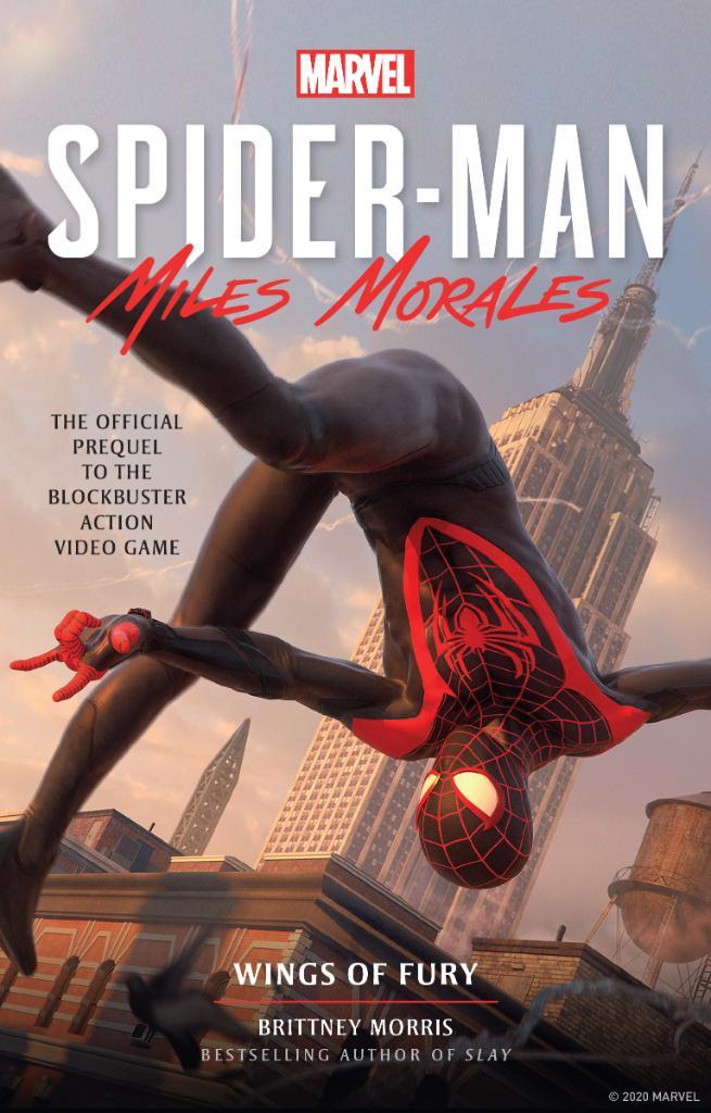 《漫威蜘蛛侠:莫拉莱斯》最新截图赏 前传小说公布