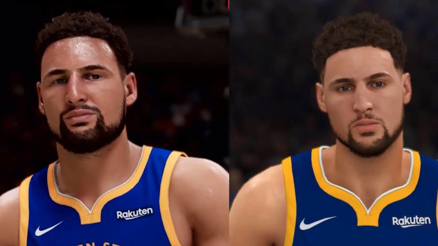 巨大视效升级 《NBA 2K21》PS5 vs. PS4视频对比