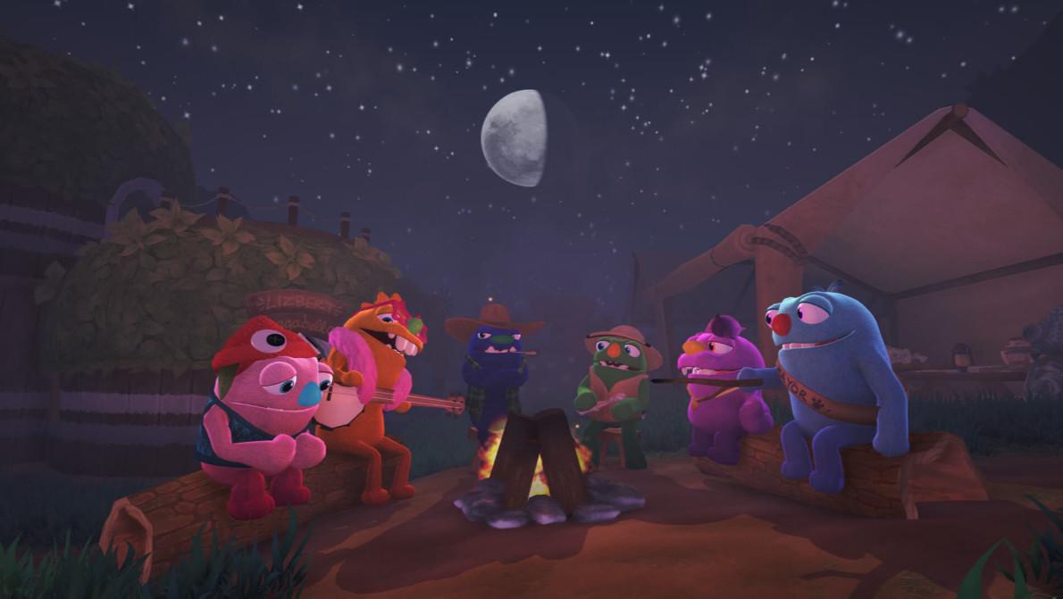 冒险游戏《虫子快餐店》将于11月12日正式发售