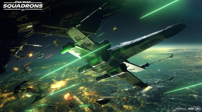 《星球大战:战机中队》开发商正开发多个未公布游戏