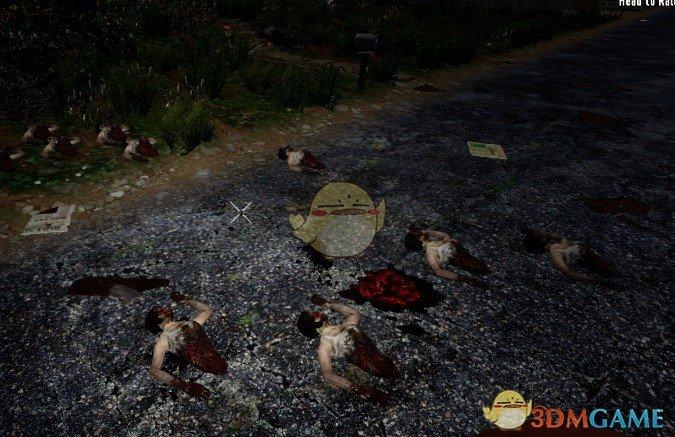 《七日杀》A16风格僵尸战利品MOD