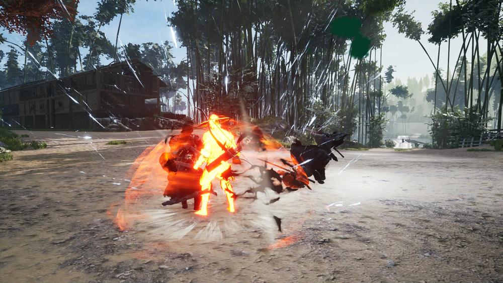 方块游戏喜加一 战术动作游戏《武侠乂》限时免费