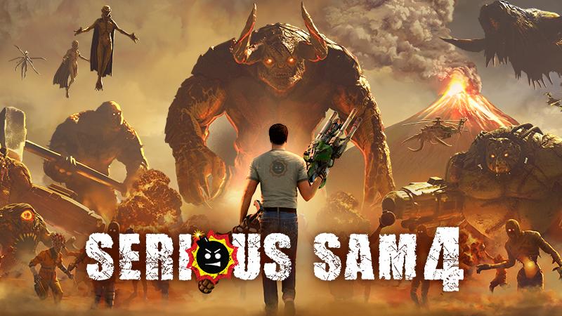 《英雄萨姆4》1.04更新补丁发布 进一步提升稳定性