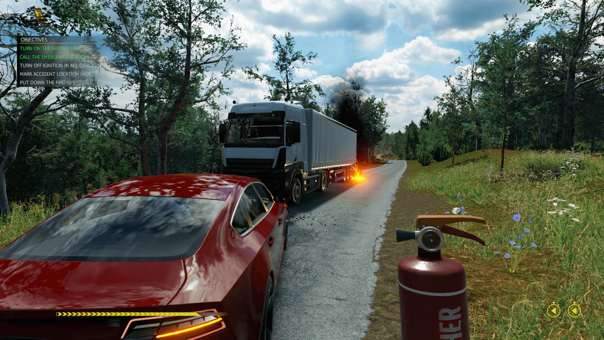 《车祸现场模拟器》免费试玩版上线Steam