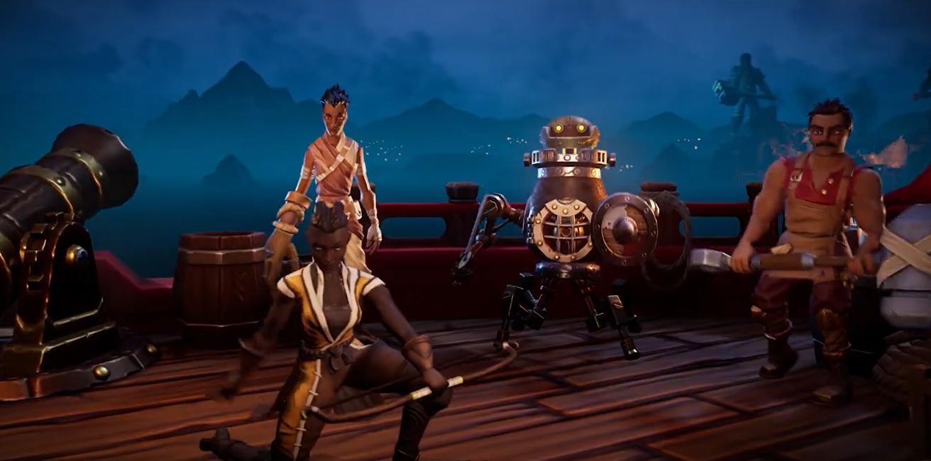 《火炬之光3》全新预告片  揭示更多游戏细节
