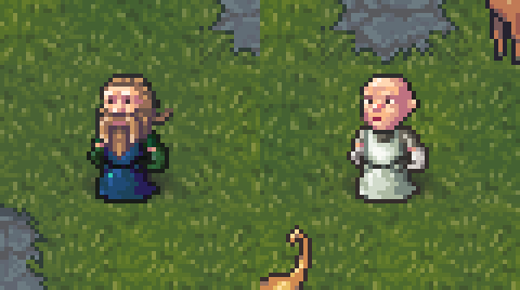 视觉升级之后,《矮人要塞》里终于有矮人了