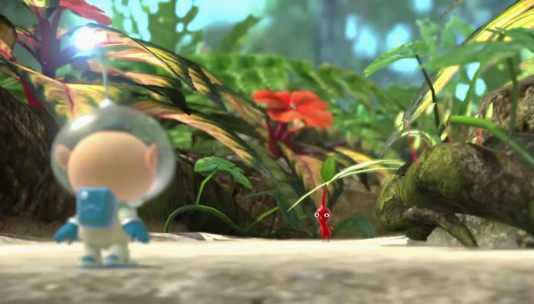 经典《皮克敏3:豪华版》多段TVCM公开 10月30日发售