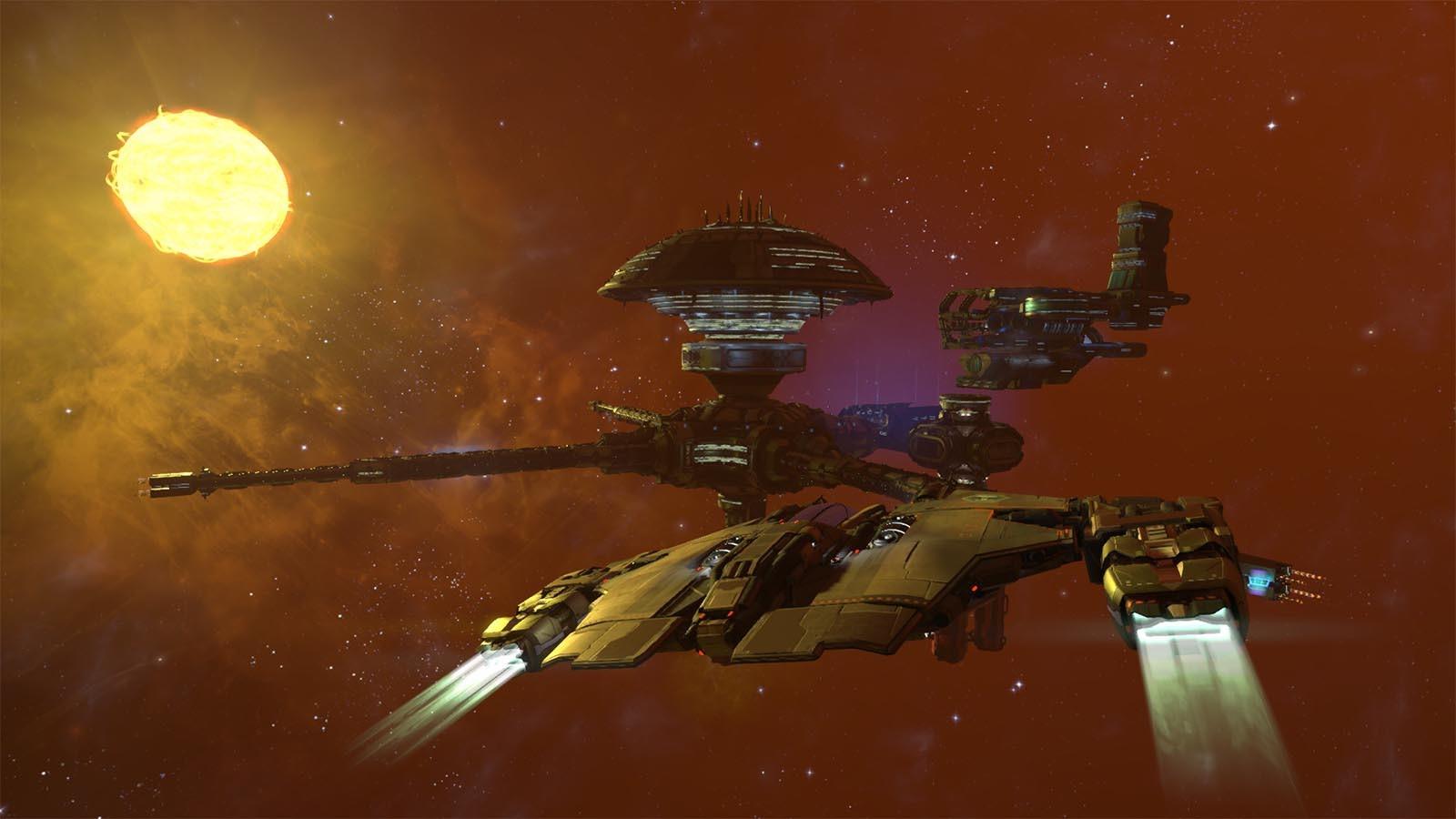 《X4:基石》新DLC延期至2021年推出 将有独特飞船