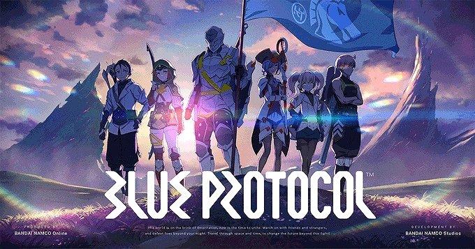 《蓝色协议》匹配负荷测试 预计招募15000玩家