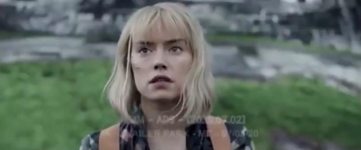 高糊警告!荷兰弟雷挂天主演科幻片《混沌漫步》预告泄露