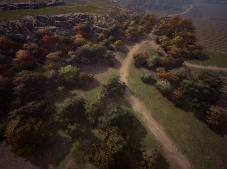 《烈火战马》10月底Steam测试招募启动,新战场地图预告