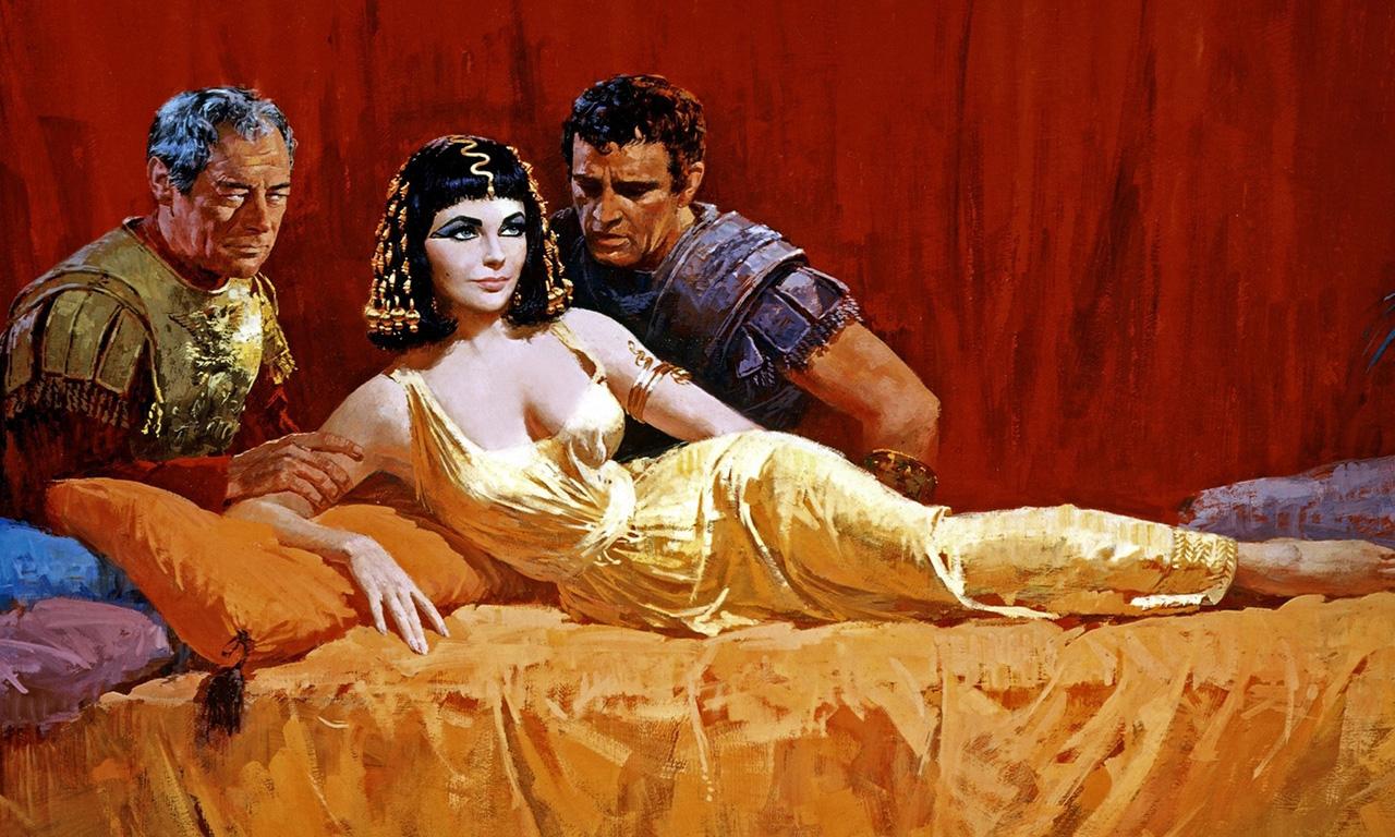 饭制盖尔·加朵新版《埃及艳后》造型海报 气质女皇范儿尽显