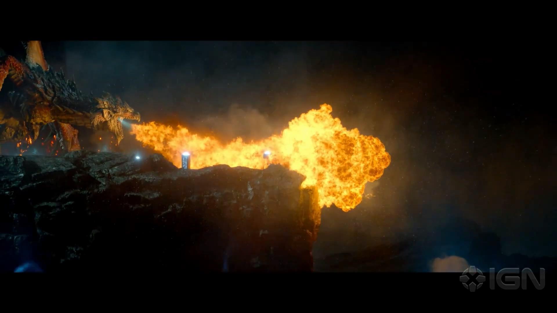 燃爆了!《怪物猎人》真人版电影136秒预告公开
