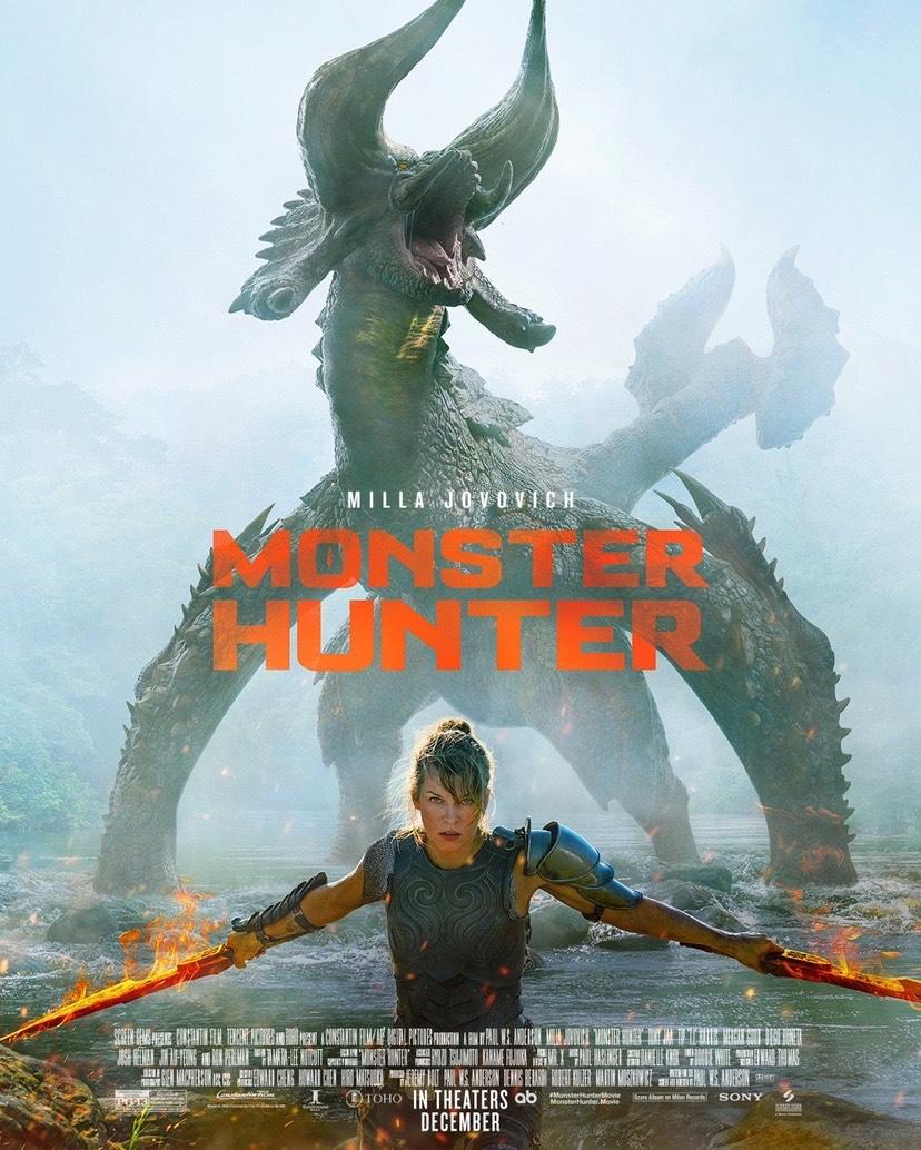 《怪物猎人》电影导演非常满意 希望制作续集