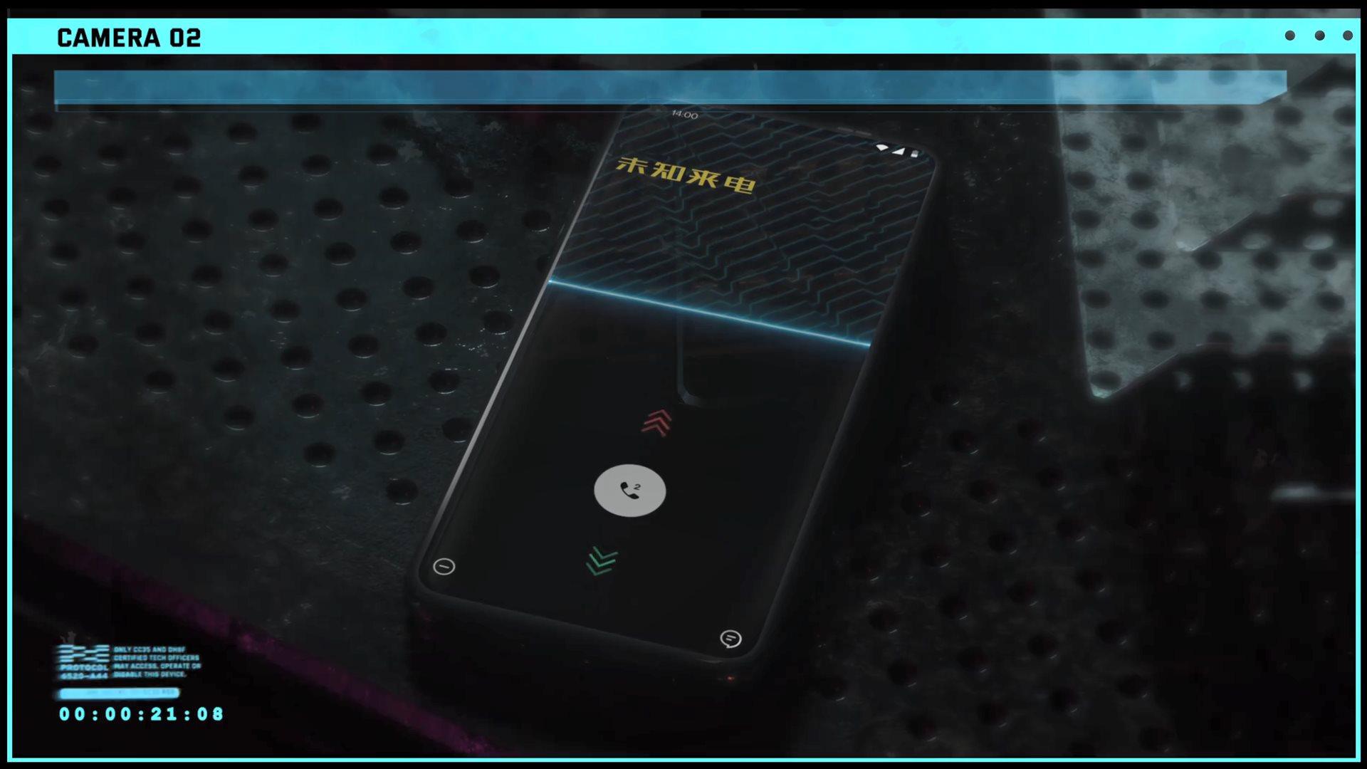 一加8T《赛博朋克2077》限定版手机 11月4日预售