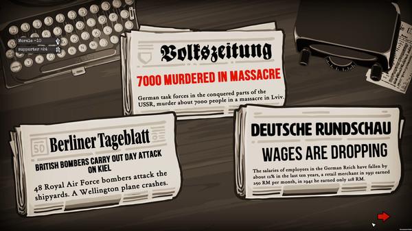 反抗纳粹的地下斗争 《走过至暗时刻》PS4、Switch版10月22日发行