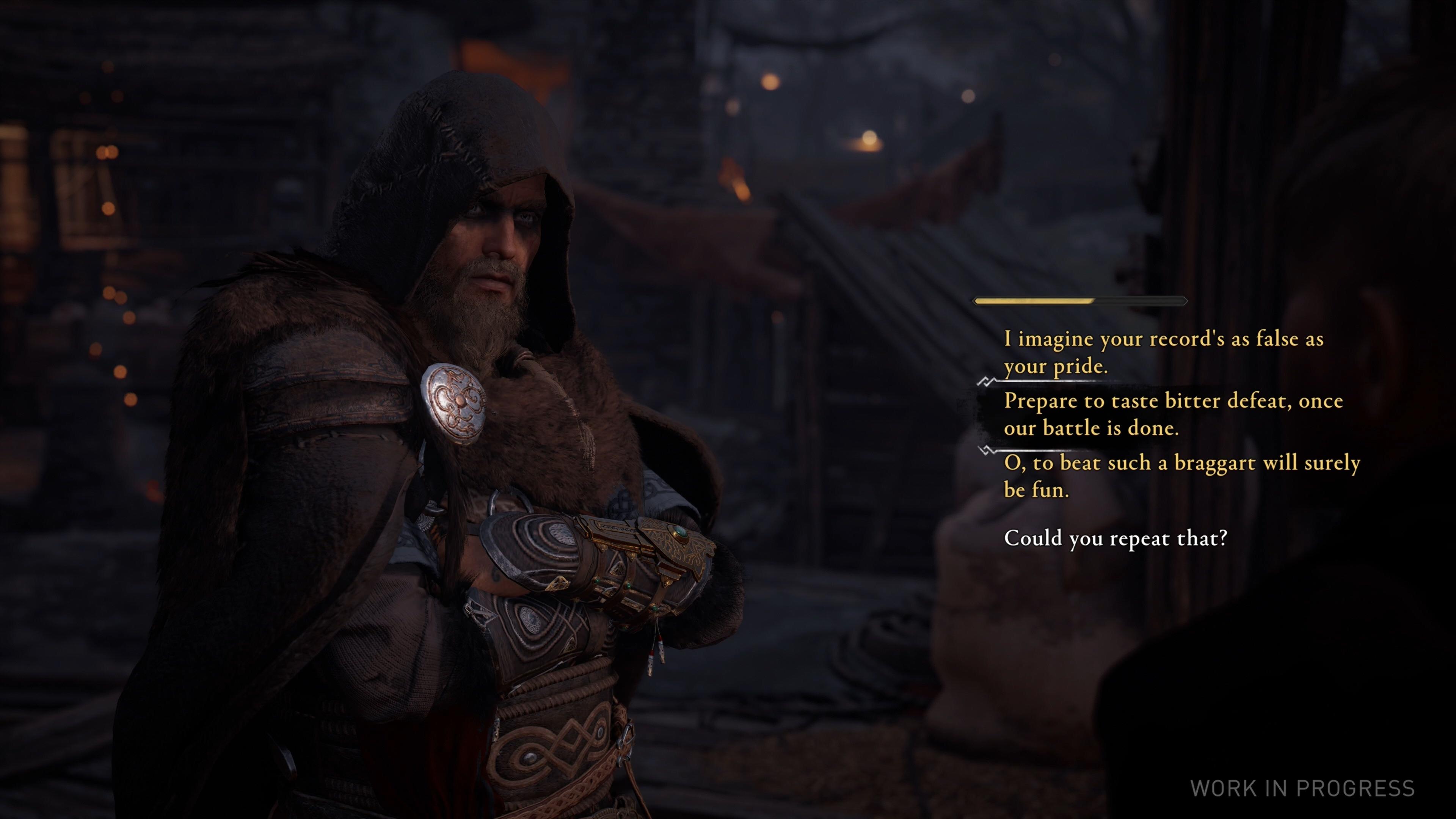 《刺客信条:英灵殿》试玩报道 维京人闯荡中古英格兰