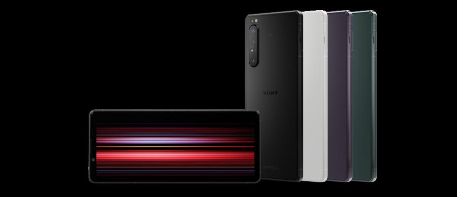 为速度而生 索尼5G旗舰智能手机Xperia 1 II 和 Xperia 5 II 正式发布