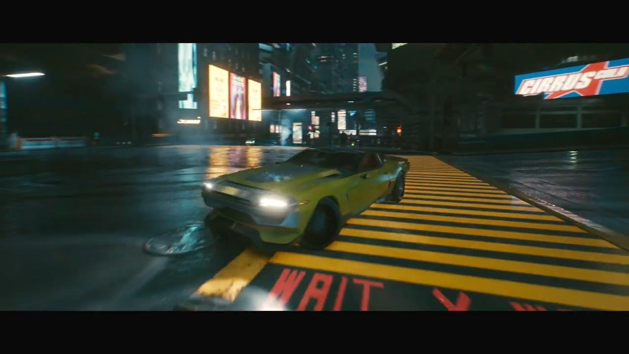 《赛博朋克2077》火线夜之城第四期 Stadia版发售日期确认
