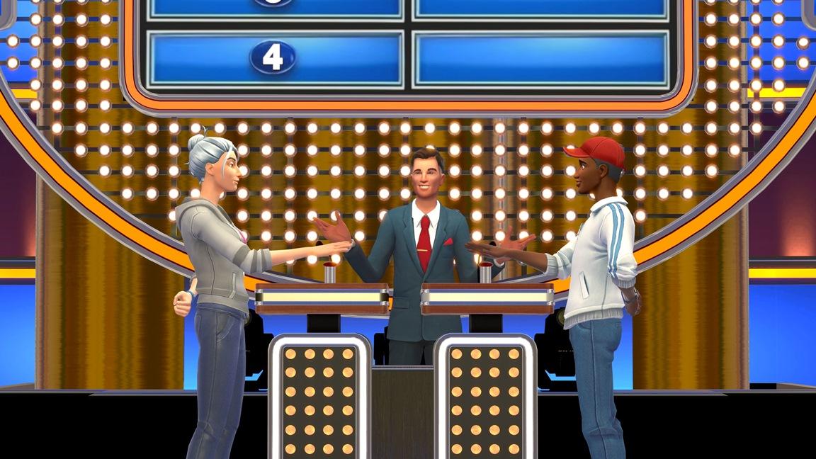 育碧将于11月推出同名综艺改编问答游戏《家庭问答》