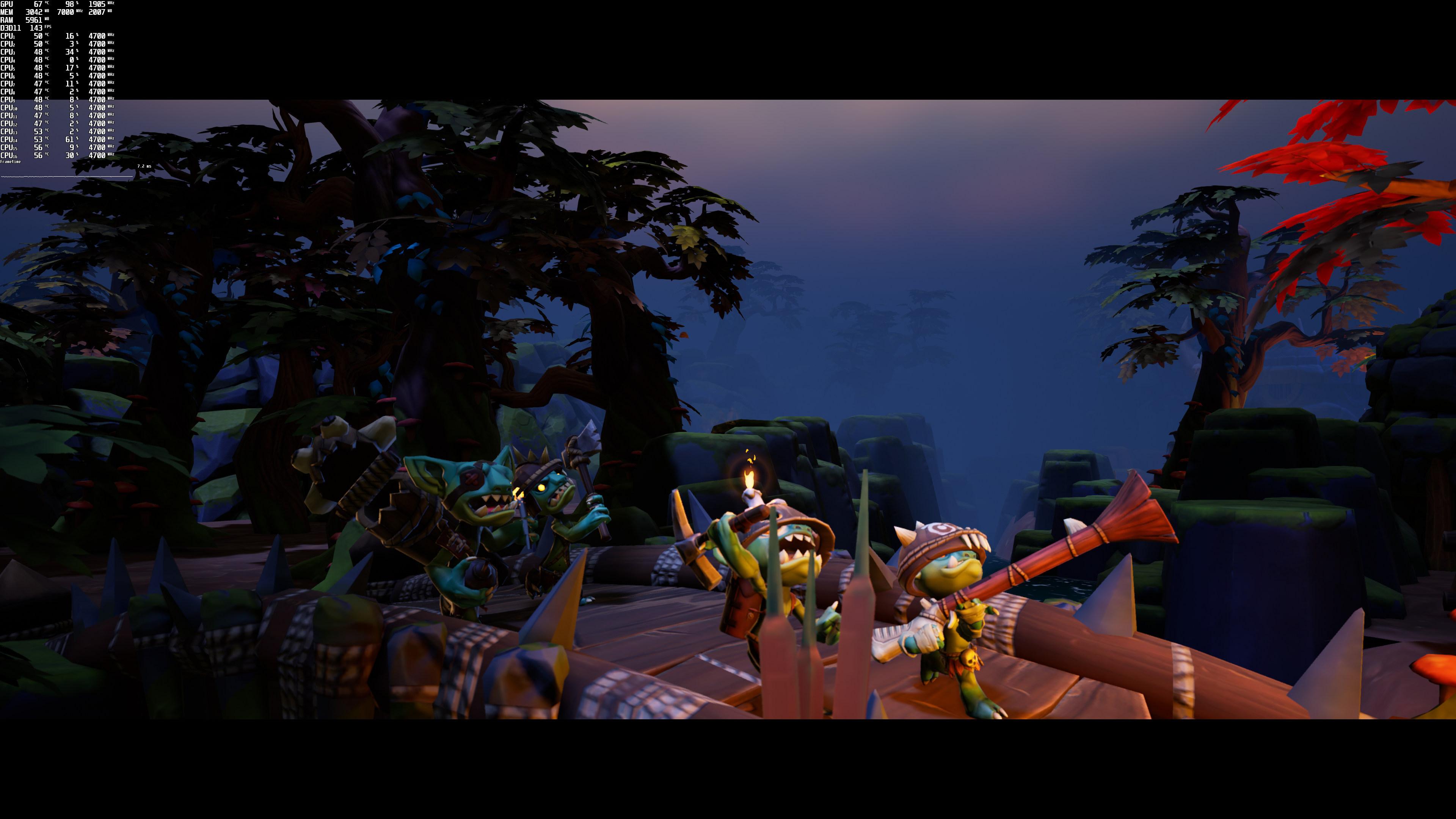 《火炬之光3》4K/最高画质截图 画面不尽如人意