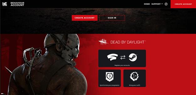 《黎明杀机》推出进度交互机能 Steam与Stadia版可数据互通