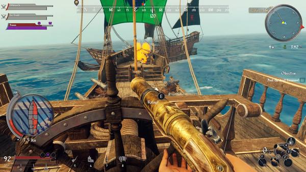多人海盗游戏《遥不可及:皇家宝藏》已登陆Steam