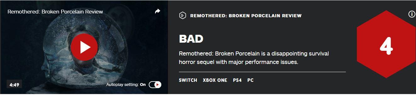 《修道院:破碎瓷器》IGN仅4分:令人失望的续集作品