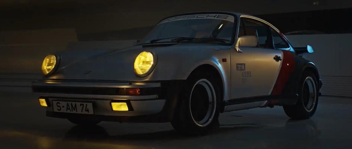 保时捷发布 911 Turbo与《赛博朋克2077》联动视频