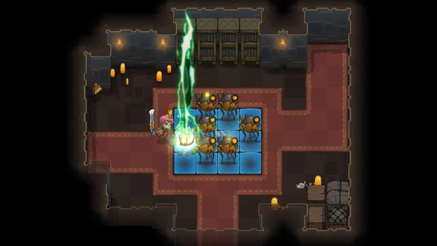 哪些游戏中的元素交互,令你印象深刻?