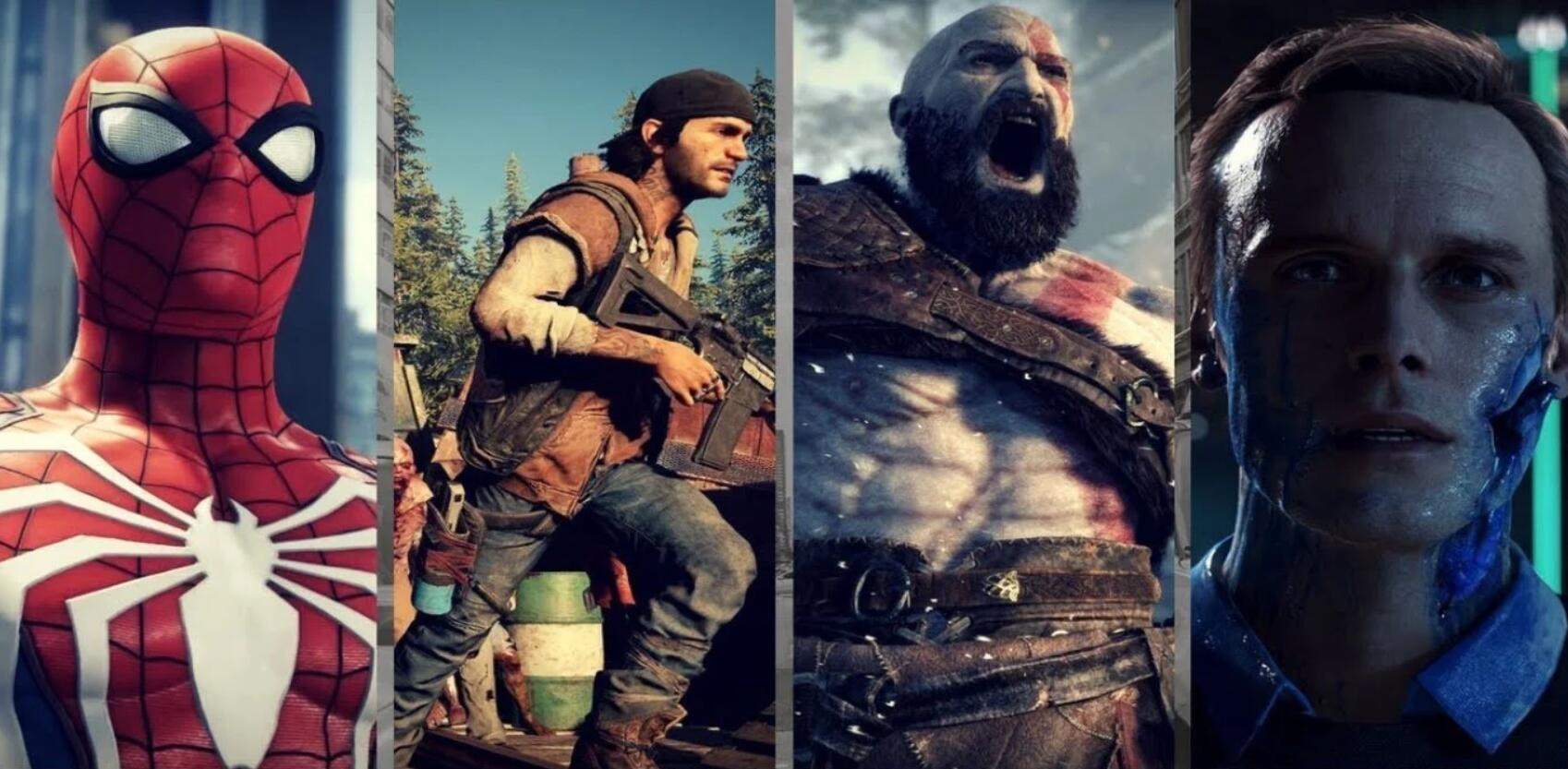 索尼更新多款第一方PS4游戏 疑为次世代更新做准备