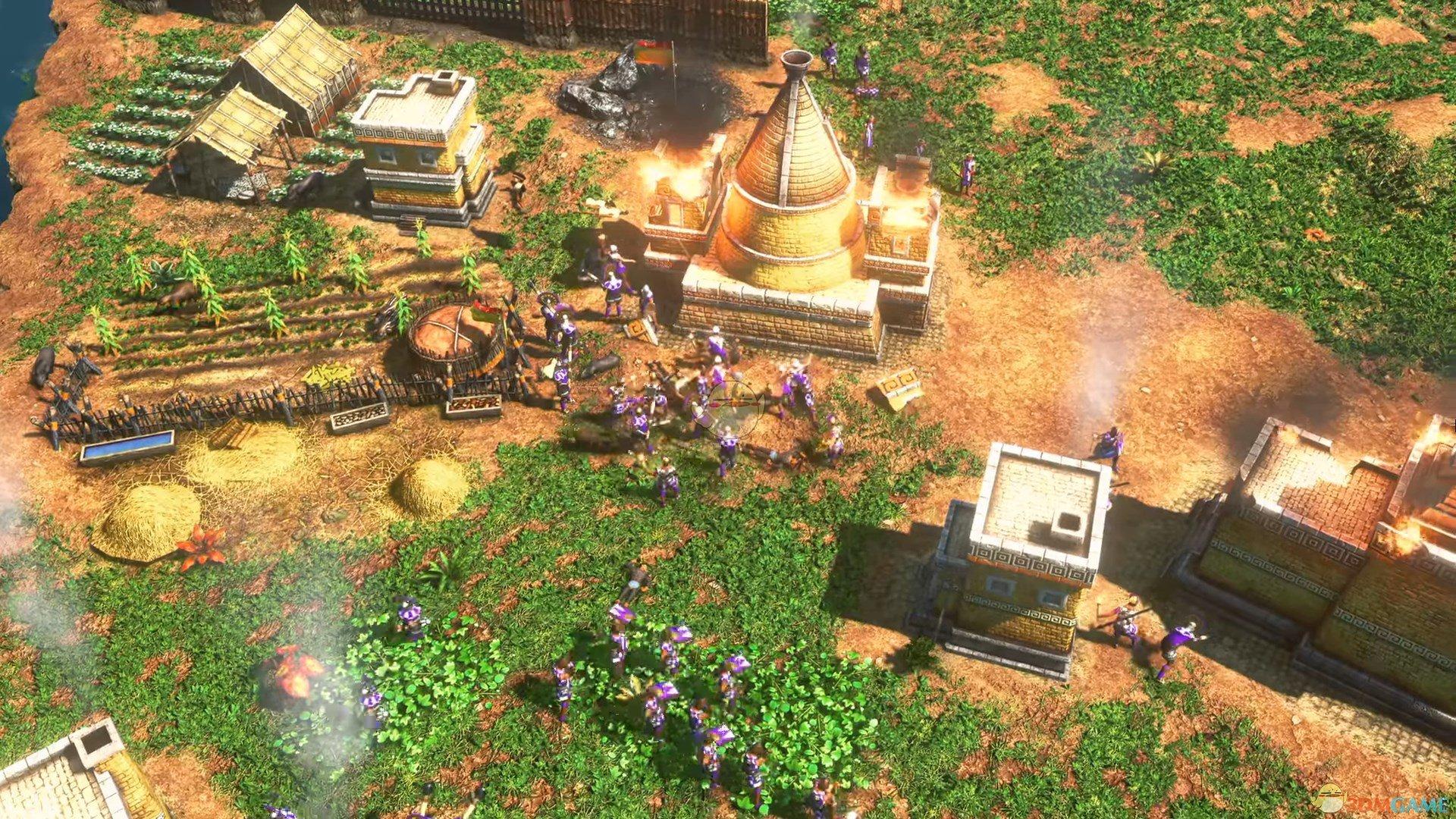 《帝国时代3:决定版》西班牙长炮兵种介绍
