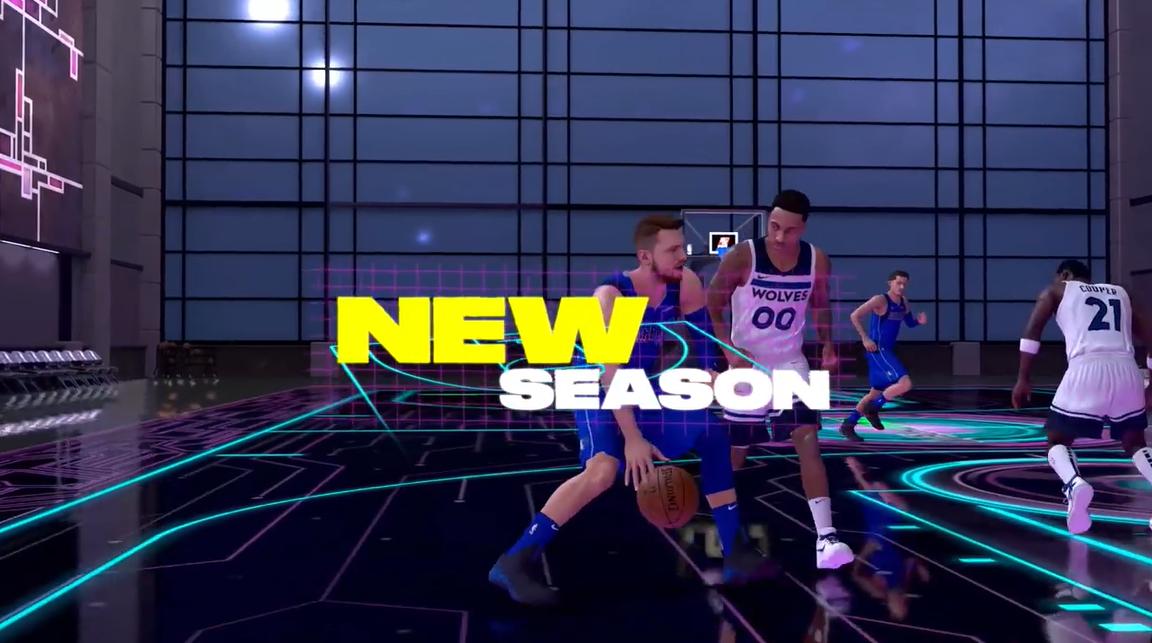次世代到来 《NBA 2k21》梦幻球队第二季现已开启