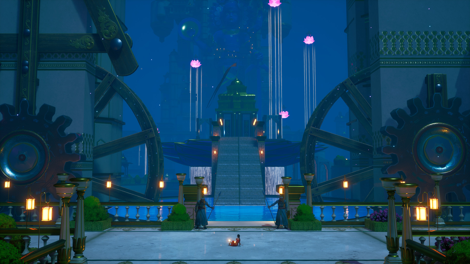 古印度背景游戏《Raji:远古传奇》Steam特别好评