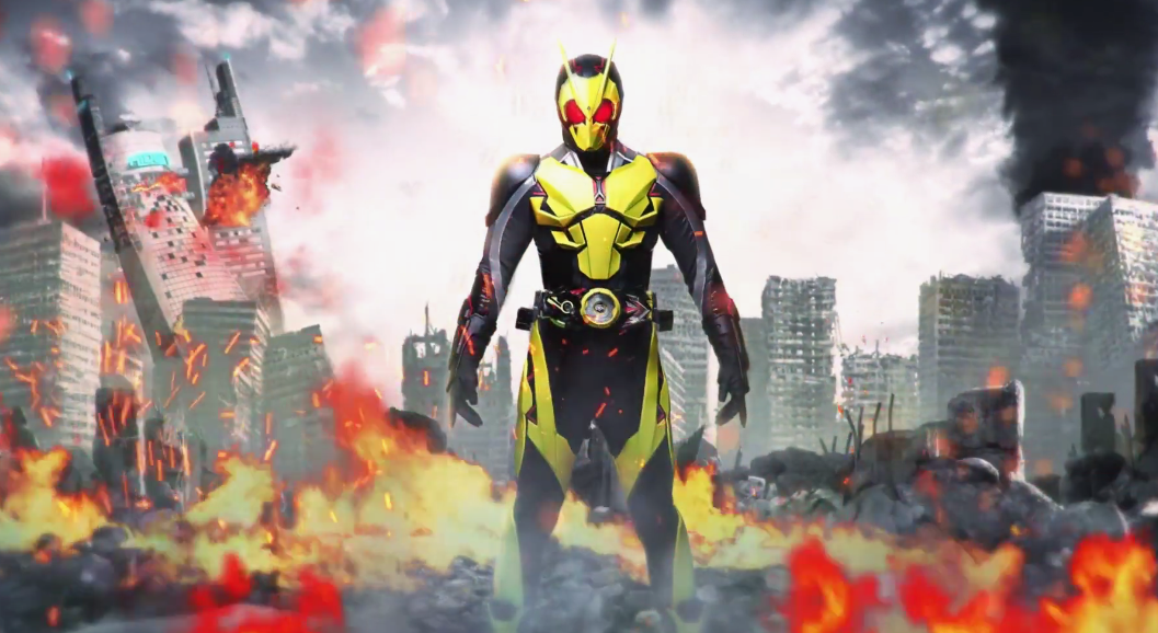 《假面骑士》圣刃·零一特摄剧场版最新预告 12月18日双版上映