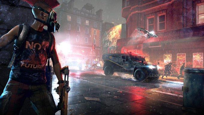 《看门狗:军团》PS5/XSX版都将是4K/30FPS 支持光追